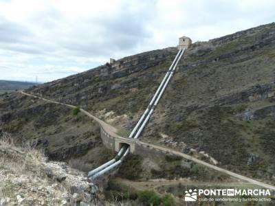 Senda Genaro - GR300 - Embalse de El Atazar - Patones de Abajo _ El Atazar; rutas senderismo segovia